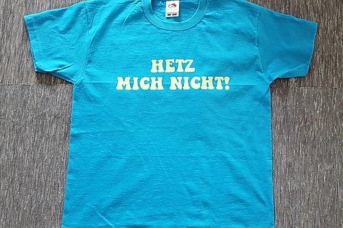 T-Shirt Girls Türkis