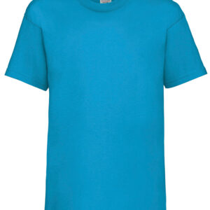 T-Shirt Jungs Azure Blue
